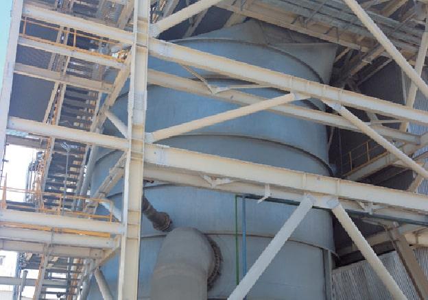 Seawater Flue Gas Desulfurization system