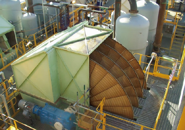 Filters for Alumina manufacturing