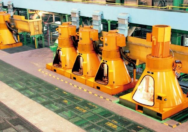 Centrifuge for sugar field