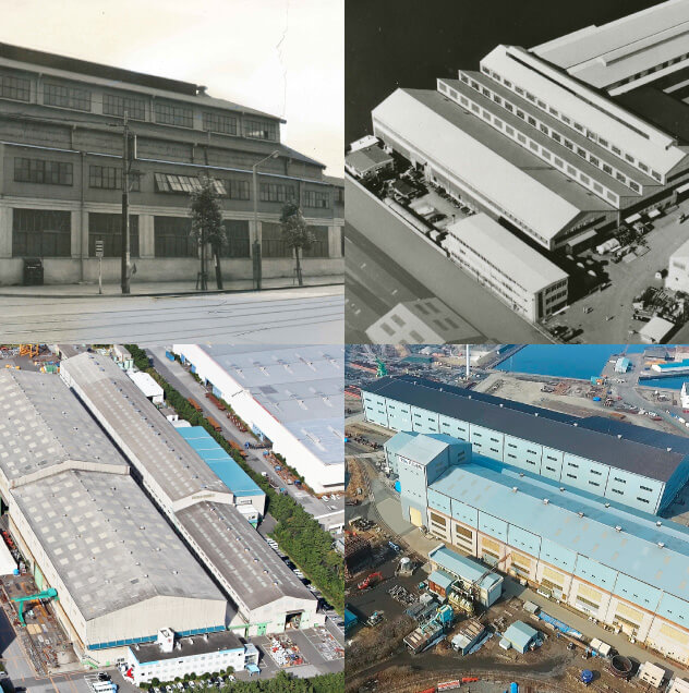 Manufacturing History of Tsukishima Kikai