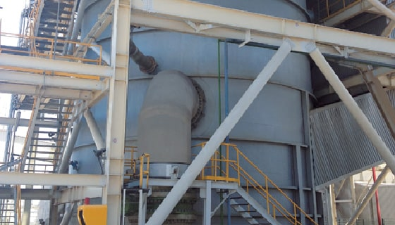 Seawater Flue Gas Desulfurization system (Morocco)