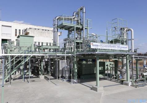 汚泥燃料化・肥料化設備