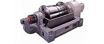 バード・デカンター型遠心分離機