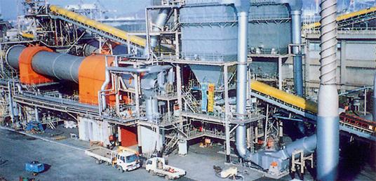石炭調湿設備
