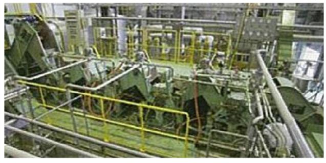 黒糖製造設備1