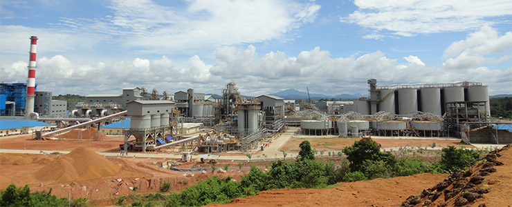 Chemicals Manufacturing Plant (EPC)
