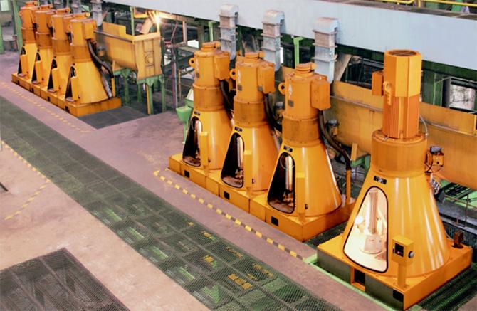 Fully Automatic Batch Type Centrifuges