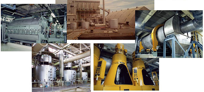 Refined Sugar Manufacturing Plant